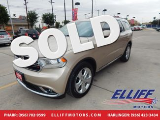 2014 Dodge Durango SXT in Harlingen TX, 78550