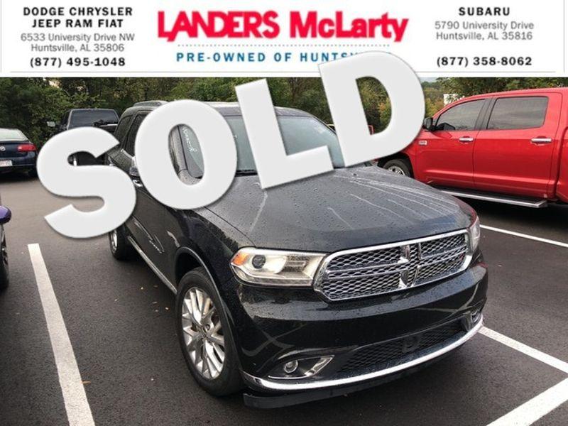 2014 Dodge Durango Citadel | Huntsville, Alabama | Landers Mclarty DCJ & Subaru in Huntsville Alabama