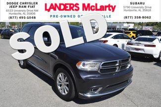 2014 Dodge Durango SXT | Huntsville, Alabama | Landers Mclarty DCJ & Subaru in  Alabama