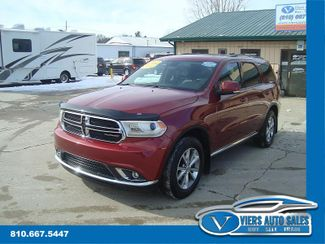 2014 Dodge Durango Limited AWD in Lapeer, MI 48446