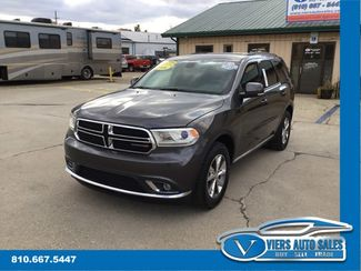 2014 Dodge Durango Limited AWD in Lapeer, MI 48446