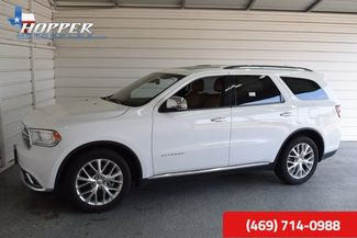 2014 Dodge Durango Citadel  in McKinney Texas, 75070