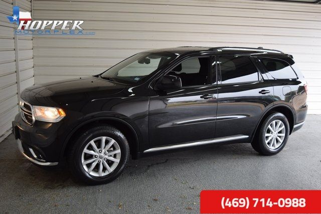 2014 Dodge Durango SXT in McKinney, Texas 75070