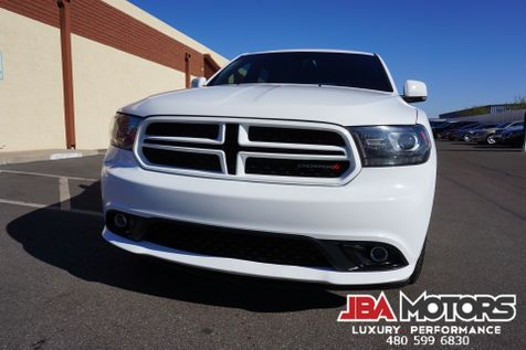 2014 Dodge Durango R/T AWD 5.7L V8 HEMI RT ~ 1 Owner Clean CarFax! | MESA, AZ | JBA MOTORS in MESA, AZ
