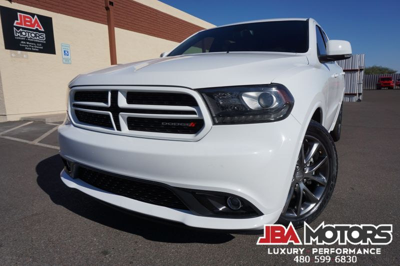 2014 Dodge Durango R/T AWD 5.7L V8 HEMI RT ~ 1 Owner Clean CarFax! | MESA, AZ | JBA MOTORS in MESA AZ