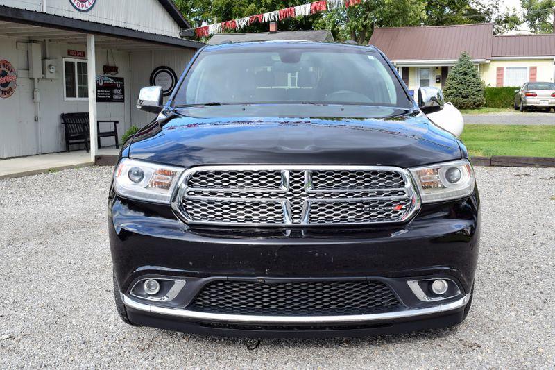 2014 Dodge Durango Citadel - Mt Carmel IL - 9th Street AutoPlaza  in Mt. Carmel, IL