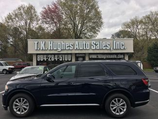 2014 Dodge Durango AWD SXT in Richmond, VA, VA 23227