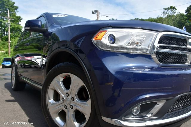 2014 Dodge Durango Limited Waterbury, Connecticut 13