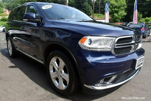 2014 Dodge Durango Limited Waterbury, Connecticut 10