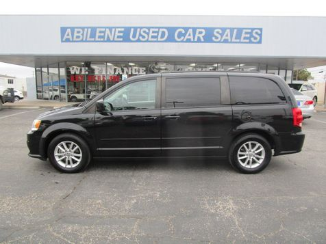 2014 Dodge Grand Caravan SXT in Abilene, TX