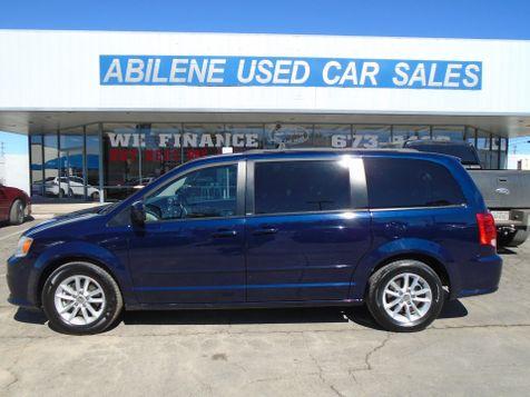 2014 Dodge Grand Caravan SXT in Abilene, TX