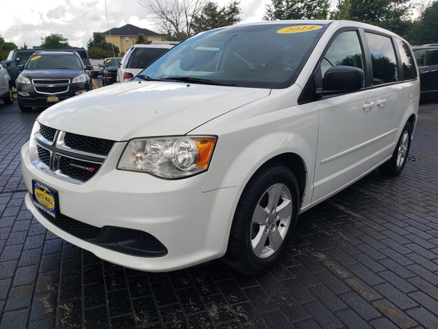 2014 Dodge Grand Caravan SE | Champaign, Illinois | The Auto Mall of Champaign in Champaign Illinois