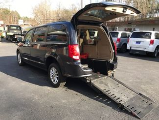2014 Dodge Grand Caravan SXT handicap wheelchair accessible rear entry Dallas, Georgia 1