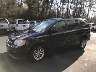 2014 Dodge Grand Caravan SXT handicap wheelchair accessible rear entry Dallas, Georgia 2