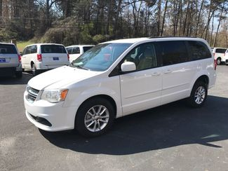 2014 Dodge Grand Caravan SXT handicap wheelchair van Dallas, Georgia 1