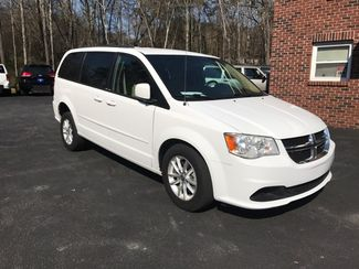 2014 Dodge Grand Caravan SXT handicap wheelchair van Dallas, Georgia 3