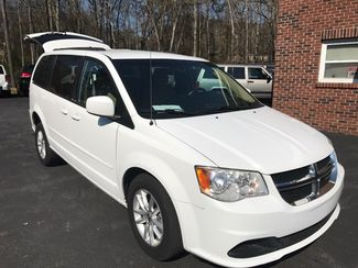2014 Dodge Grand Caravan SXT handicap wheelchair van Dallas, Georgia 13