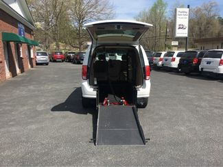 2014 Dodge Grand Caravan SXT handicap wheelchair accessible van Dallas, Georgia 2