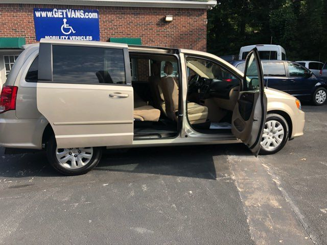 2014 Dodge Grand Caravan handicap wheelchair accessible van Dallas, Georgia 18