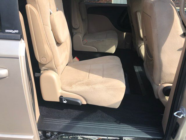 2014 Dodge Grand Caravan handicap wheelchair accessible van Dallas, Georgia 19