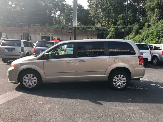 2014 Dodge Grand Caravan handicap wheelchair accessible van Dallas, Georgia 6