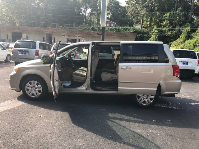 2014 Dodge Grand Caravan handicap wheelchair accessible van Dallas, Georgia 8