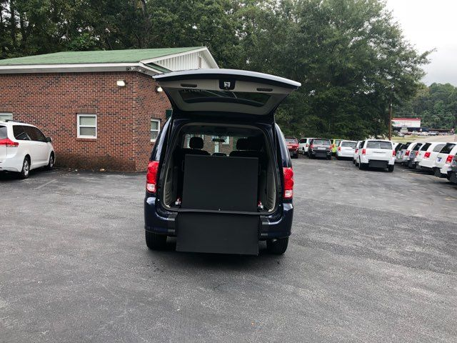 2014 Dodge Grand Caravan SE handicap Accessible Wheelchair Van Dallas, Georgia 1