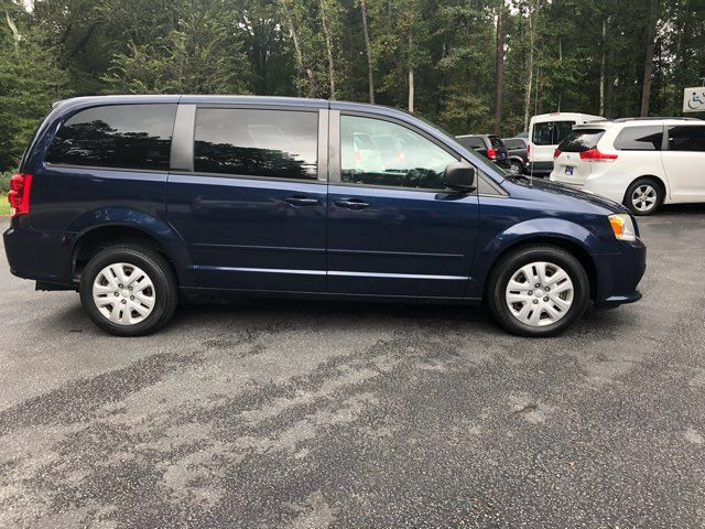 2014 Dodge Grand Caravan SE handicap Accessible Wheelchair Van Dallas, Georgia 15
