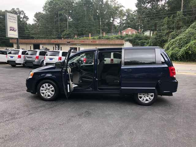2014 Dodge Grand Caravan SE handicap Accessible Wheelchair Van Dallas, Georgia 7