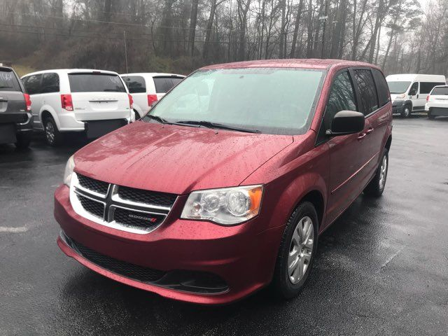 2014 Dodge Grand Caravan handicap wheelchair accessible van Dallas, Georgia 3
