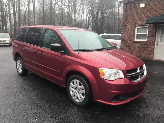 2014 Dodge Grand Caravan handicap wheelchair accessible van Dallas, Georgia 4