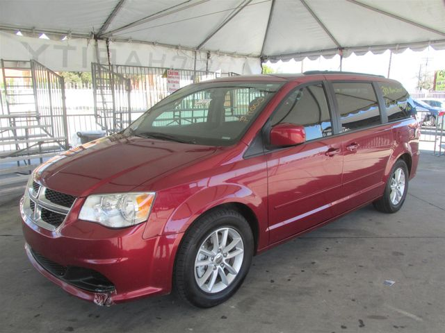 2014 Dodge Grand Caravan SXT Gardena, California