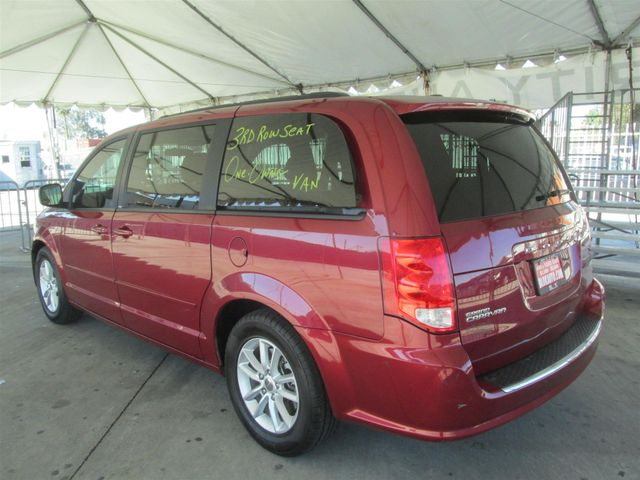2014 Dodge Grand Caravan SXT Gardena, California 1