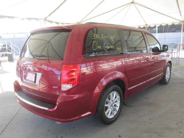 2014 Dodge Grand Caravan SXT Gardena, California 2