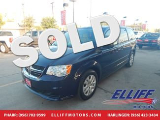 2014 Dodge Grand Caravan SE in Harlingen, TX 78550