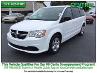 2014 Dodge Grand Caravan SE | Hot Springs, AR | Central Auto Sales in Hot Springs AR