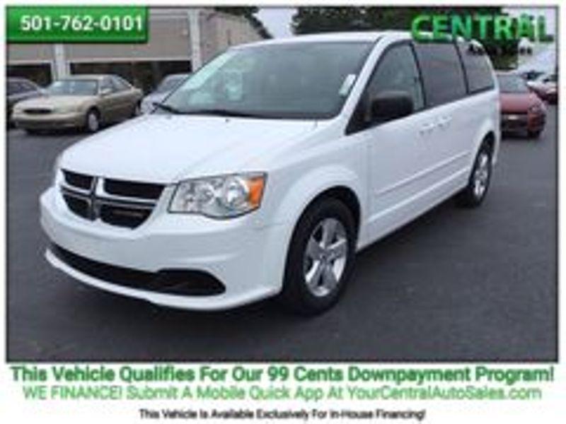 2014 Dodge Grand Caravan SE | Hot Springs, AR | Central Auto Sales in Hot Springs AR