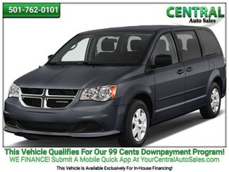 2014 Dodge Grand Caravan American Value Pkg | Hot Springs, AR | Central Auto Sales in Hot Springs AR