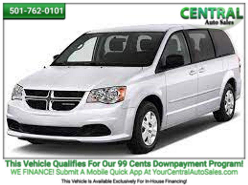 2014 Dodge Grand Caravan SE   Hot Springs, AR   Central Auto Sales in Hot Springs AR
