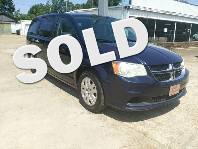2014 Dodge Grand Caravan SE Houston, Mississippi 0