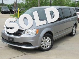 2014 Dodge Grand Caravan SE  w/ American Value Pkg   Houston, TX   American Auto Centers in Houston TX