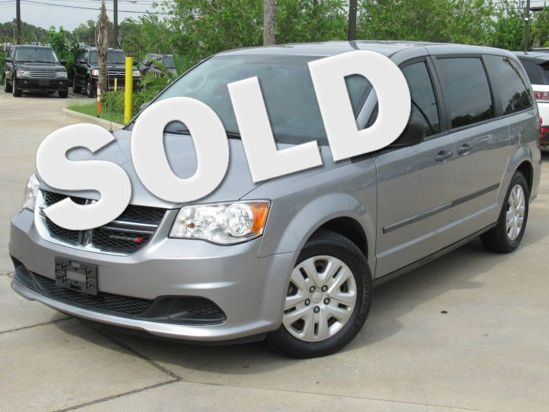 2014 Dodge Grand Caravan SE  w/ American Value Pkg | Houston, TX | American Auto Centers in Houston TX
