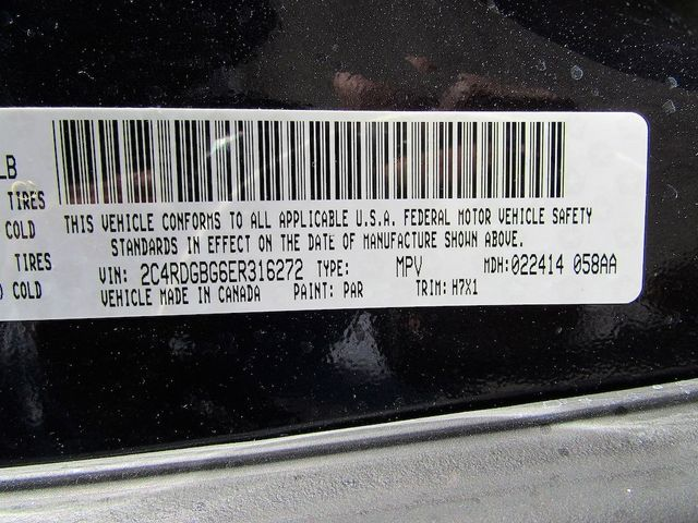 2014 Dodge Grand Caravan SE Madison, NC 38