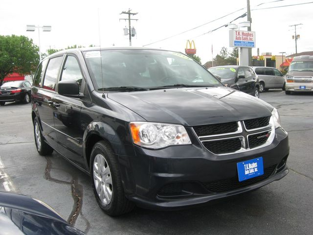 2014 Dodge Grand Caravan SE Richmond, Virginia 3