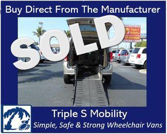 2014 Dodge Grand Caravan Sxt Wheelchair Van Handicap Ramp Van Pinellas Park, Florida