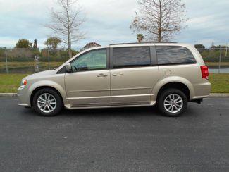 2014 Dodge Grand Caravan Sxt Wheelchair Van Handicap Ramp Van Pinellas Park, Florida 1