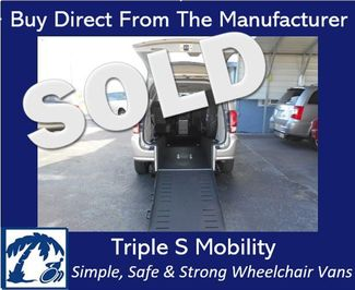 2014 Dodge Grand Caravan Sxt Wheelchair Van Handicap Ramp Van Pinellas Park, Florida