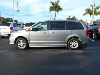 2014 Dodge Grand Caravan Sxt Wheelchair Van Handicap Ramp Van Pinellas Park, Florida 1