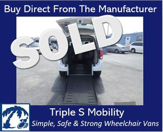 2014 Dodge Grand Caravan Sxt Wheelchair Van - DEPOSIT Pinellas Park, Florida