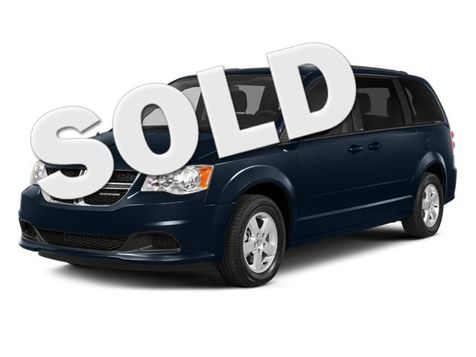 2014 Dodge Grand Caravan SE 30th Anniversary in
